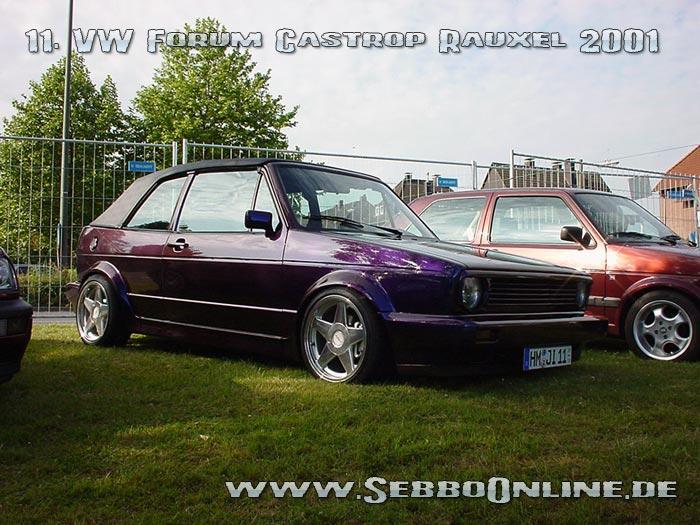 VW Tuning Galerie VR6 GTI Retro - 11  VW Forum Castrop