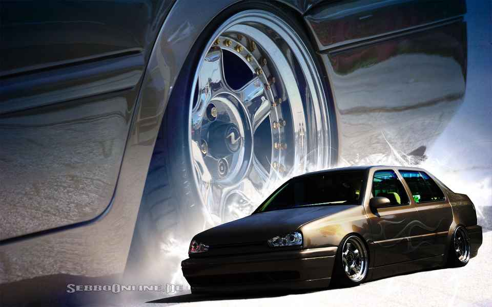 VW Vento Wallpaper