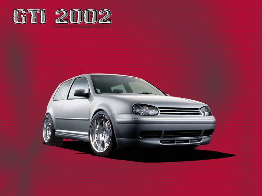 VW Golf 4 GTI Wallpaper